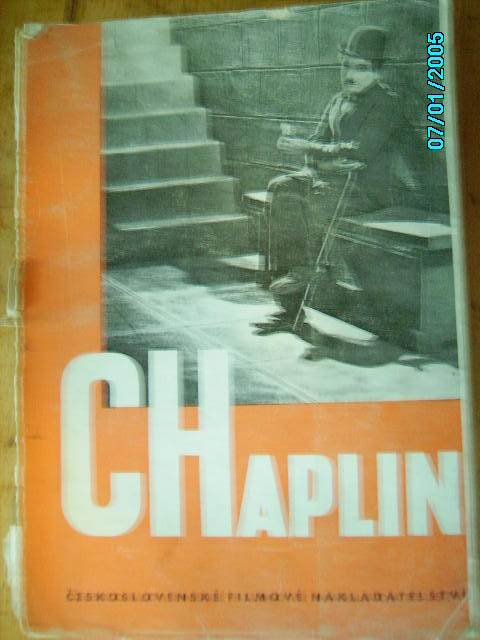 zobrazit detail knihy Charles, Spencer: Chaplin